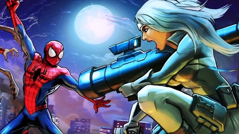 Illustration for article titled Sony's Silver Sable Spider-Man Spin-Off May Be Back on Track