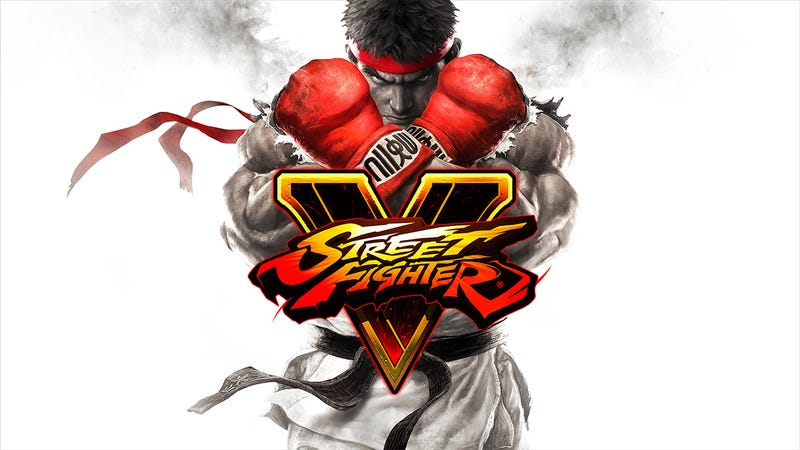 Illustration for article titled Fan Theory: Street Fighter V Is About Stopping The End Of The World