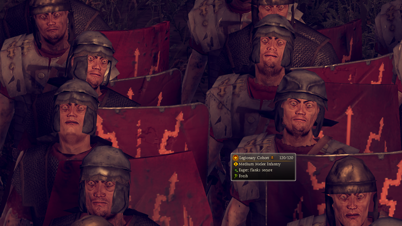 Illustration for article titled I Wish All Games Had Glitches Like Total War: Rome II
