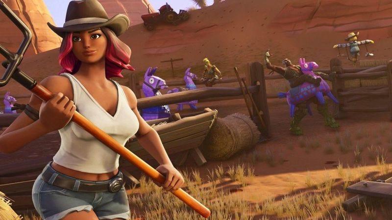 Illustration for article titled Epic Games eliminará la nueva física de los pechos de Calamity en la última actualización de Fortnite