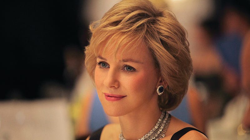 Illustration for article titled Naomi Watts Is Appropriately Tragic and Pretty in Diana Trailer