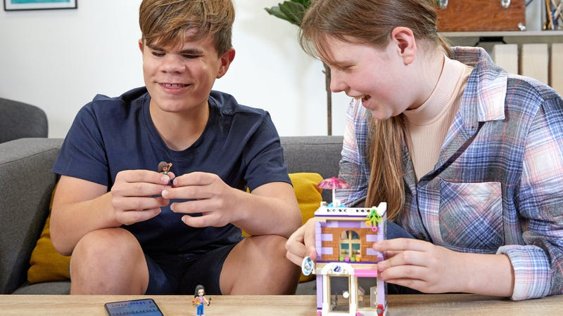 Lego Is Finally Introducing Audio And Braille Building Instructions For The Visually Impaired Lego Digital Designer And Other Digital Tools Eurobricks Forums