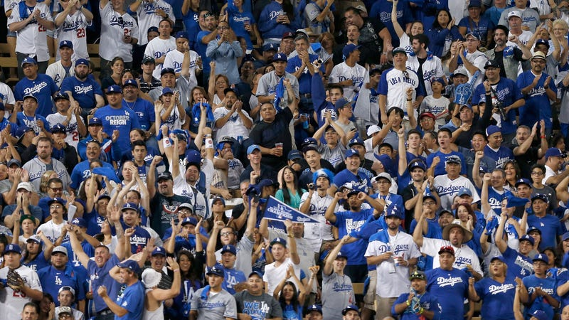 Cops: Fight Outside Dodgers Stadium Leaves One With Critical Injuries
