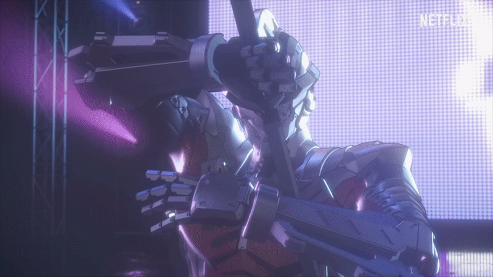 New trailer for netflixs ultraman is full of anime action
