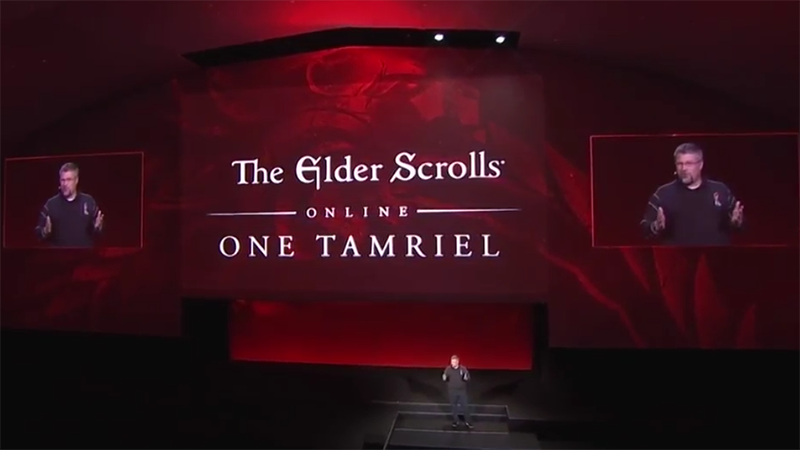 Illustration for article titled The Elder Scrolls Online Rolls Out Worldwide Level-Scaling This Fall
