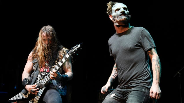 We Asked Corey Taylor to Listen to the Internet s Best and Worst Slipknot Mashups