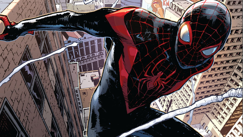 Illustration for article titled Brian Michael Bendis on the Evolution ofUltimate Spider-Man, Miles Morales