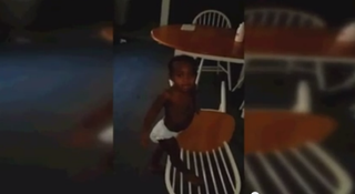 Screenshot from videoYouTube