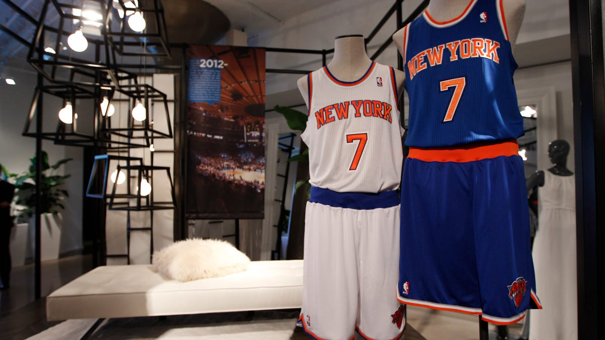 2255523c15a The Knicks  New Uniforms Contain A Hidden Threat