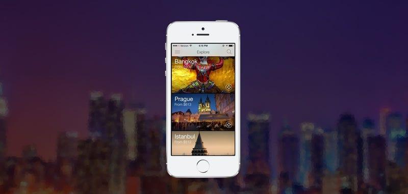 Hitlist es una app para averiguar cuándo son más baratos los vuelos