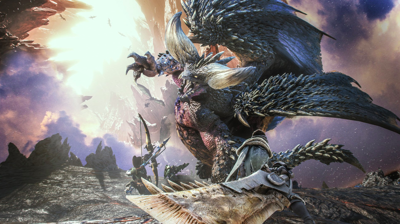 Illustration for article titled Monster Hunter: World Is Getting Less Mysterious