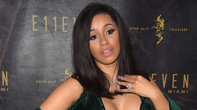 Illustration for article titled Cardi B Got Her Butt Injections From a Basement in Queens