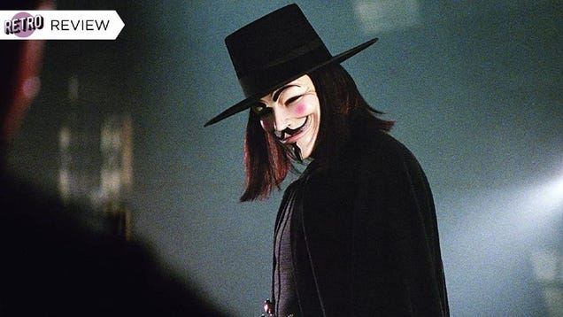 V for Vendetta Might Be Even Better 15 Years Later