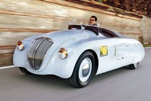 Illustration for article titled Zagato Creates Perfect Lancia Aprilia Sport Replica Using Only Photos