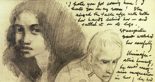 Illustration for article titled Gormenghast adapted by...Neil Gaiman?