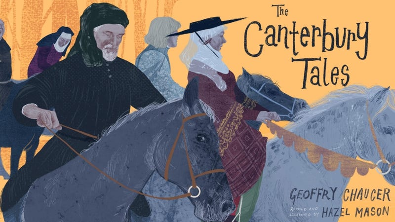 Illustration for article titled CAHterbury Tales