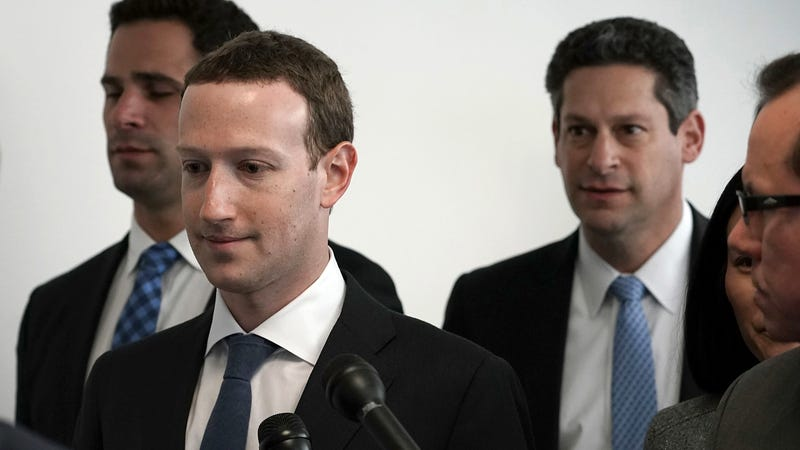 Illustration for article titled Zuckerberg issues another apology ahead of Congressional testimony
