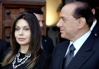Illustration for article titled Berlusconi's Wife Files For Divorce