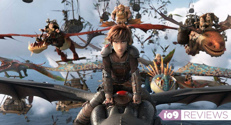 One last mission for Hiccup and Toothless: Find the Hidden World.