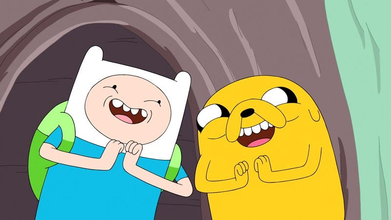 Illustration for article titled C'mon grab your friends, Adventure Time returns from hiatus
