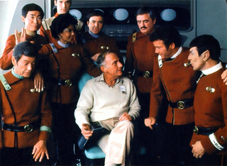 Illustration for article titled RIP Harve Bennett, Who Resurrected Star Trek On the Big Screen