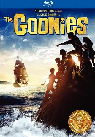 Illustration for article titled 25 Years Later, Goonies Still Never Say Die