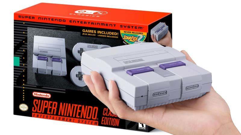 Illustration for article titled Nintendo pide a sus consumidores que no paguen más de 80 dólares por la SNES Classic