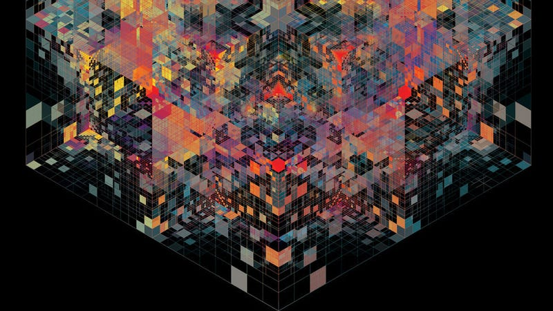 Illustration for article titled Adorn Your Walls With This Dizzyingly Cool Geometric Art
