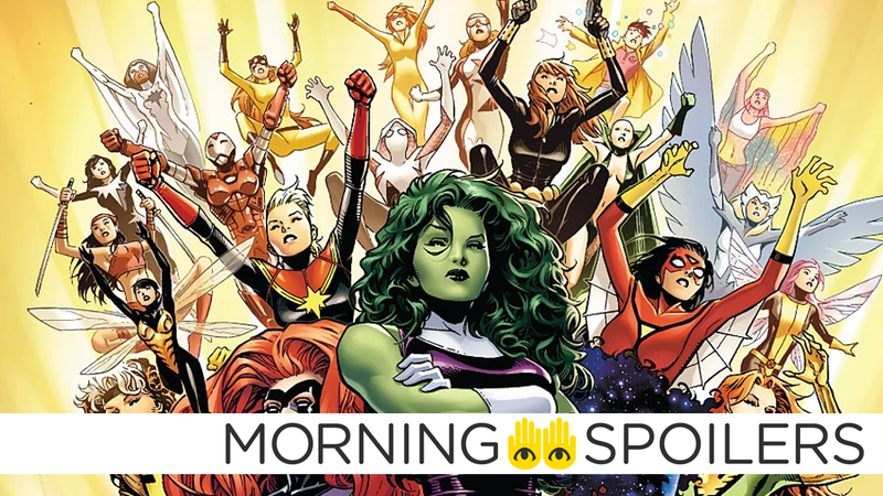 Which Female Marvel Hero Could Lead ABC's Agents of SHIELD Replacement?
