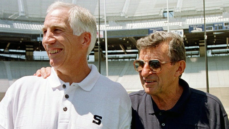 Illustration for article titled Freeh Report: Joe Paterno Knew In 1998