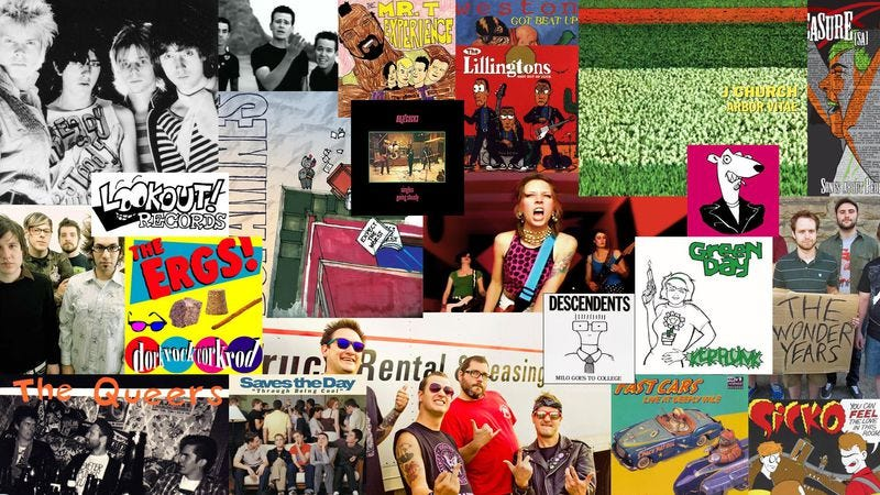 A beginner's guide to the bouncy buzz of pop-punk