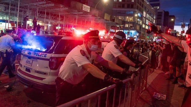 New York City Extends Citywide Curfew Through Next Week