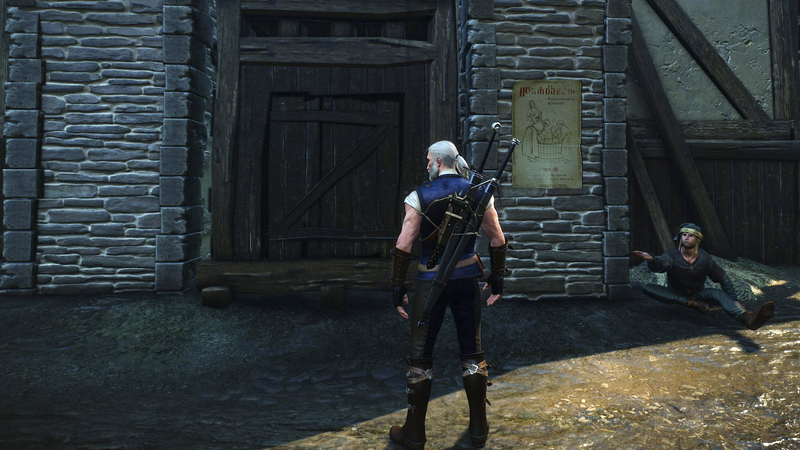 Illustration for article titled How A Designer Accidentally Opened Every Door In The Witcher 3