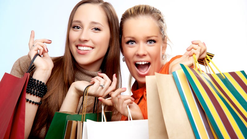 Illustration for article titled The Campaign to Create a National Shopping Holiday for Teen Girls