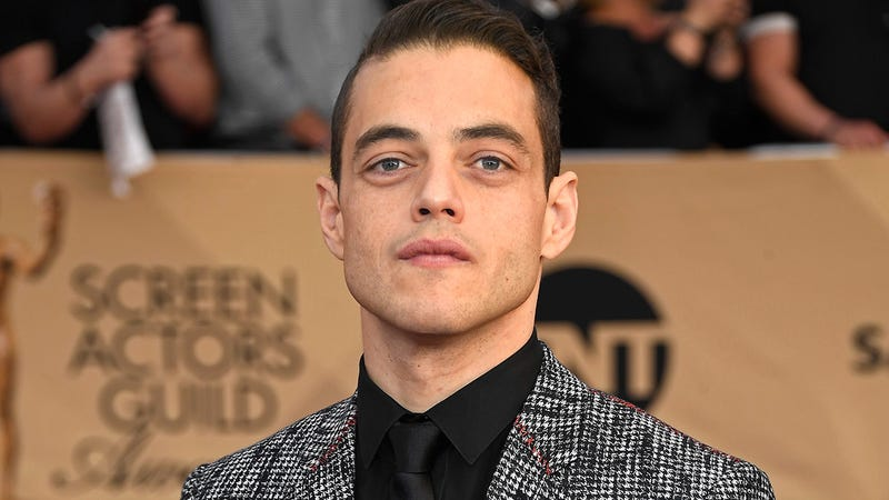 Illustration for article titled 'I Can't Wait For People To See My Impression Of Queen Frontman Eddie Murphy': 5 Questions With Rami Malek
