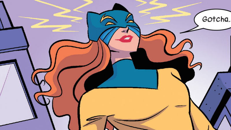 Illustration for article titled Patsy Walker's Brand New Comic Book Is A Delightful Surprise