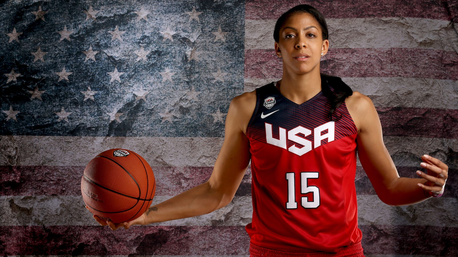 Report: Candace Parker Left Off United States Olympic ...