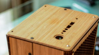 A Beautiful, Tiny PC Made Out Of Wood
