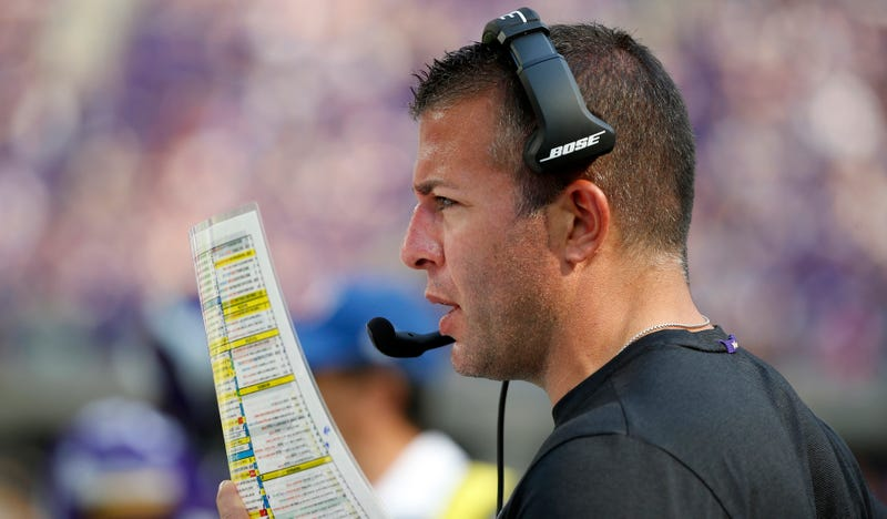 Illustration for article titled Vikings Fire Passing-Only Offensive Coordinator John DeFilippo