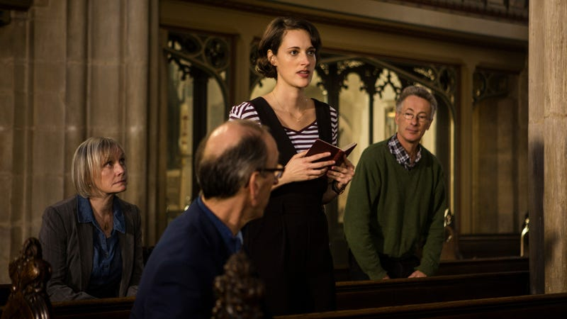 Illustration for article titled Fleabag makes it impossible not to fancy a priest