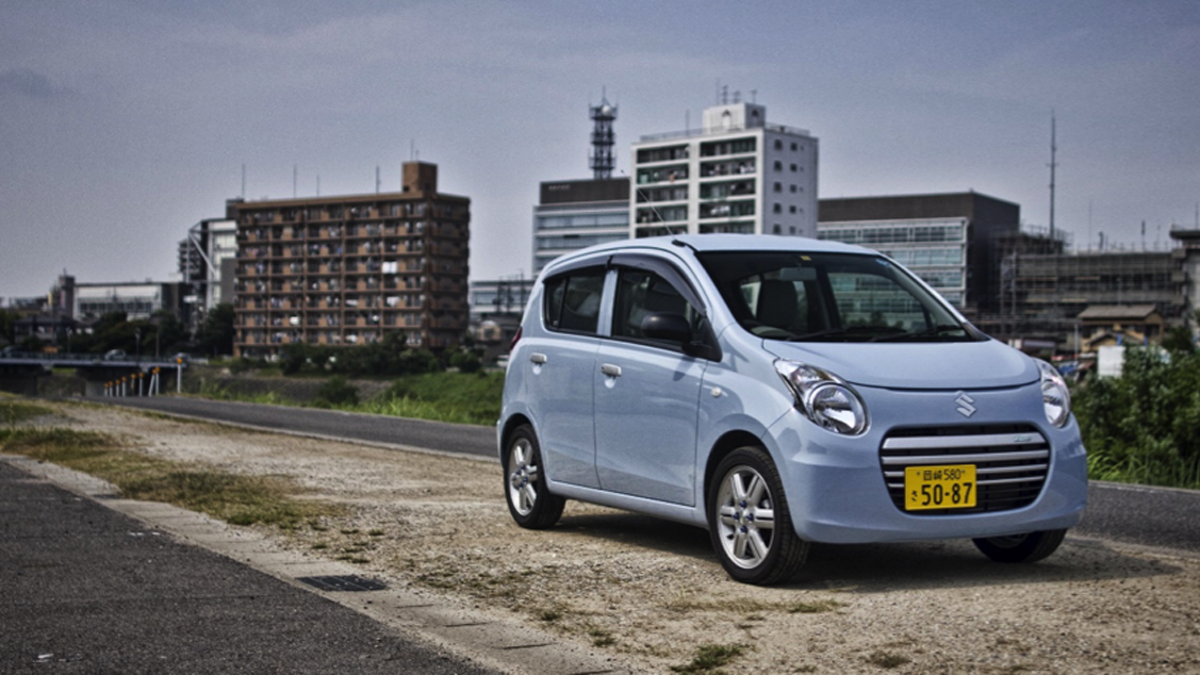 Japan\'s Kei-Cars Are Actually Horrible To Drive