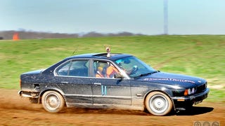 Indiana Rallycross - 1st Event of 2015!