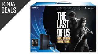 Score a PS4 with <i>The Last of Us</i> For Just $342