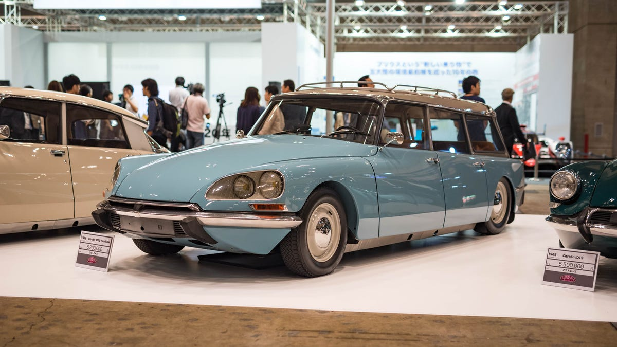 This Show Is Where The Wildest Classic Cars In Japan Hang Out