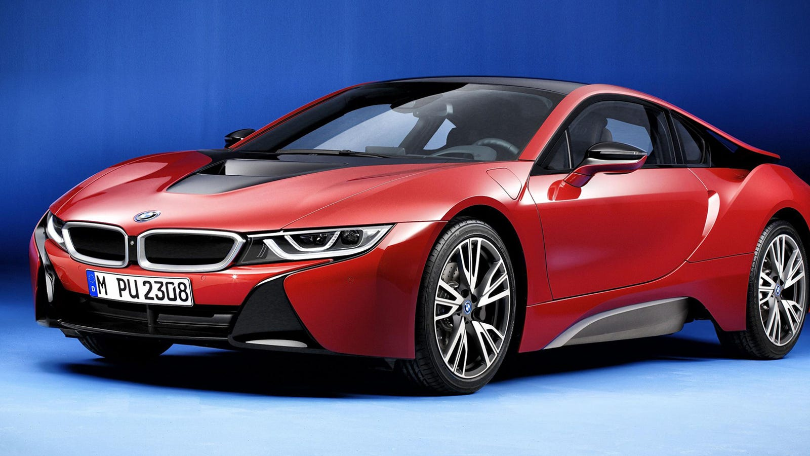the bmw i8 finally gets a racy color. Black Bedroom Furniture Sets. Home Design Ideas