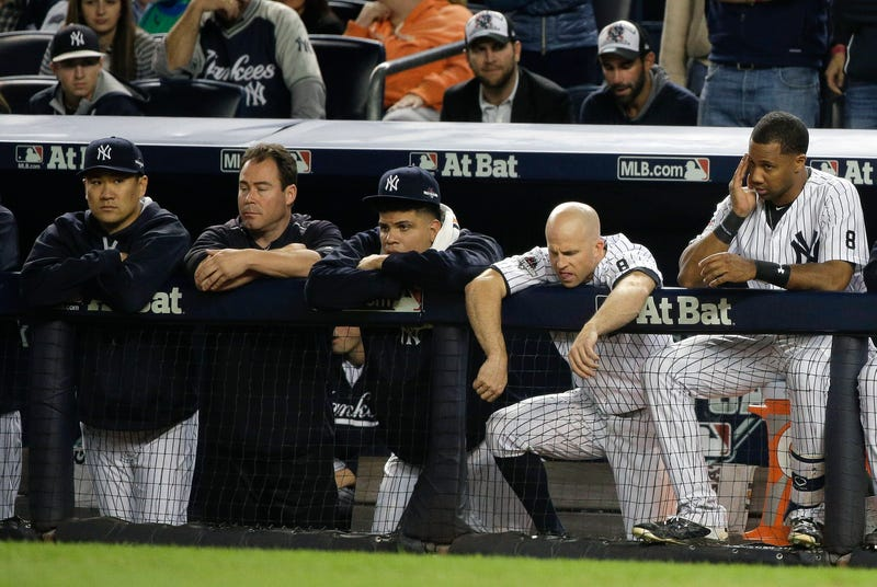 Illustration for article titled Booing Yankees Fans Got The Misery They Deserve