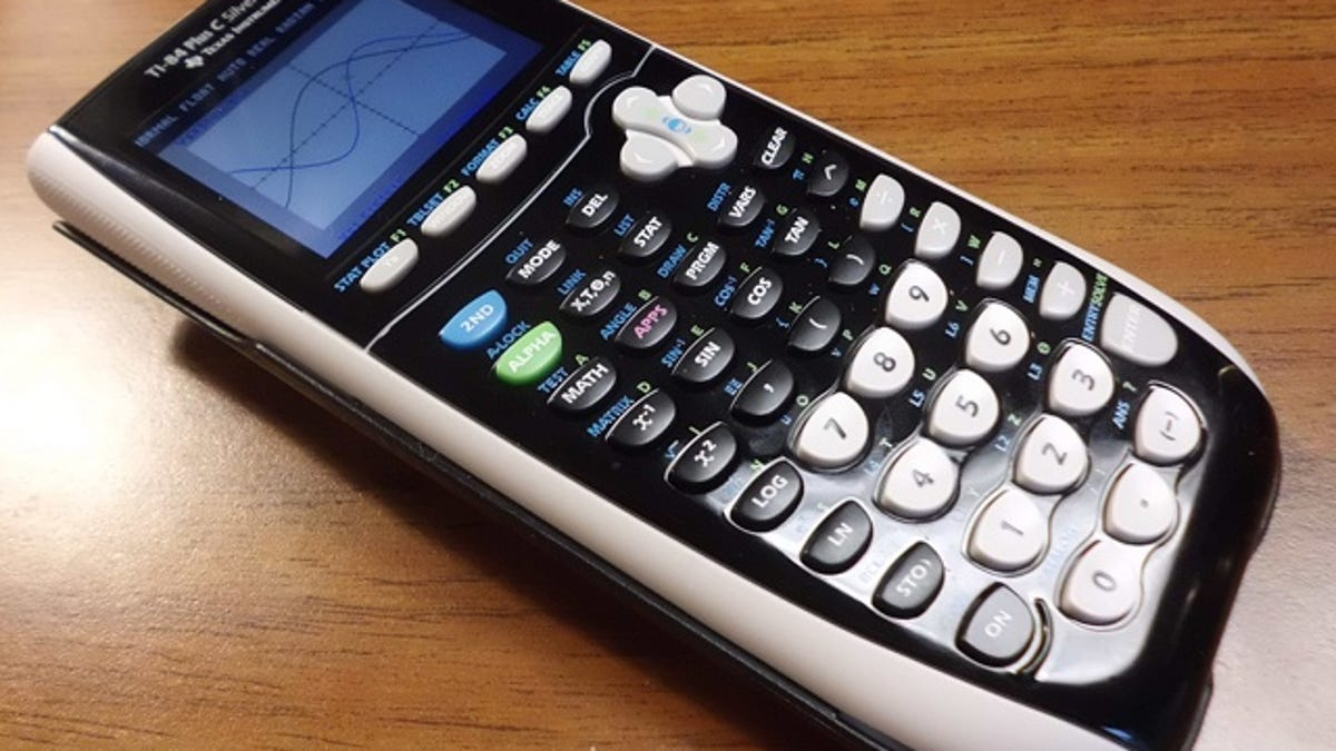 TI-84 Plus C Silver Edition Review: Math in Color!