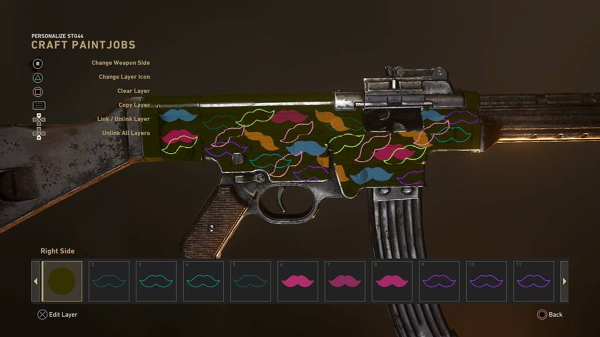 My Quest To Make The Ugliest Possible Call Of Duty Gun