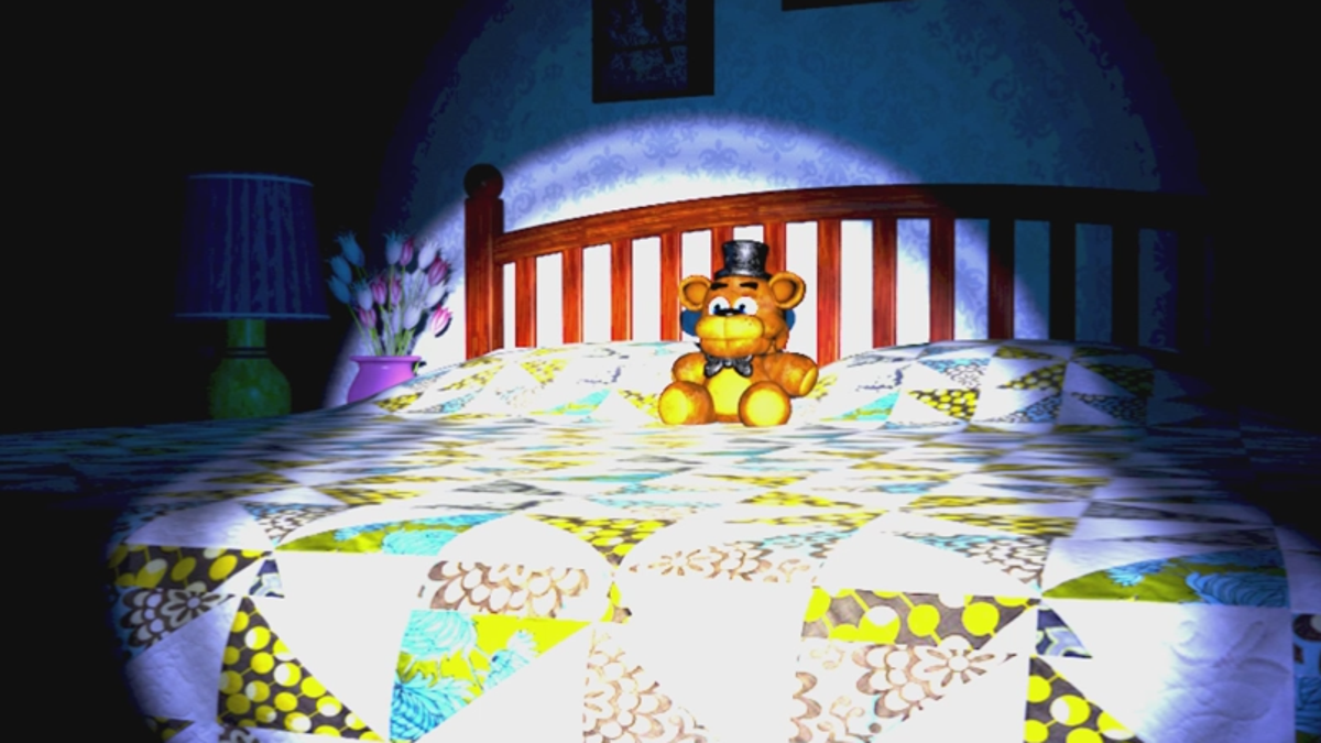10 Secrets Hidden Inside of Five Nights at Freddy's 4