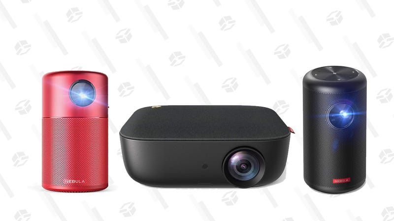 Anker Projector Gold Box | Amazon